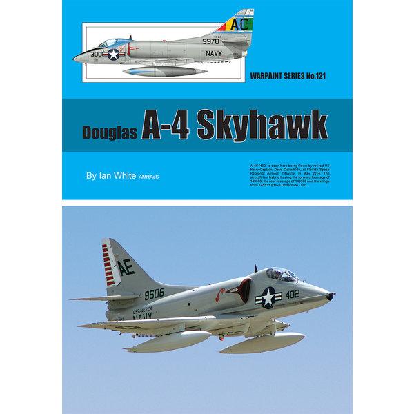 Warpaint Douglas A4 Skyhawk: Warpaint #121 softcover