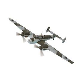 Corgi Bf110D VJ+OQ Luftwaffe Rudolf Hess Scotland 1:72