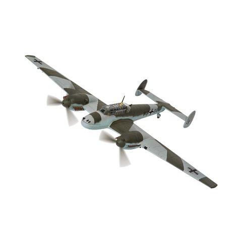 Bf110D VJ+OQ Luftwaffe Rudolf Hess Scotland 1:72
