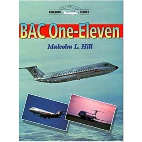 BAC One-Eleven: Crowood hardcover