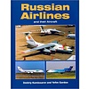 Russian Airlines & Their Aircraft softcover ++SALE++