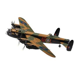 Corgi Lancaster BI PA474 AR-L Battle of Britain Memorial Flight 1:72