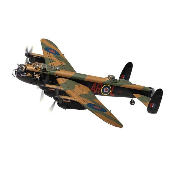 Corgi Lancaster BI PA474 AR-L Battle of Britain Memorial Flight 1:72