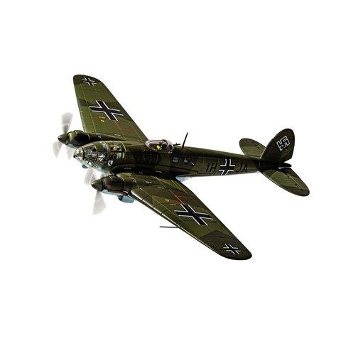 Heinkel He111H2 Stab./KG26 1H+JA October 1939 1:72