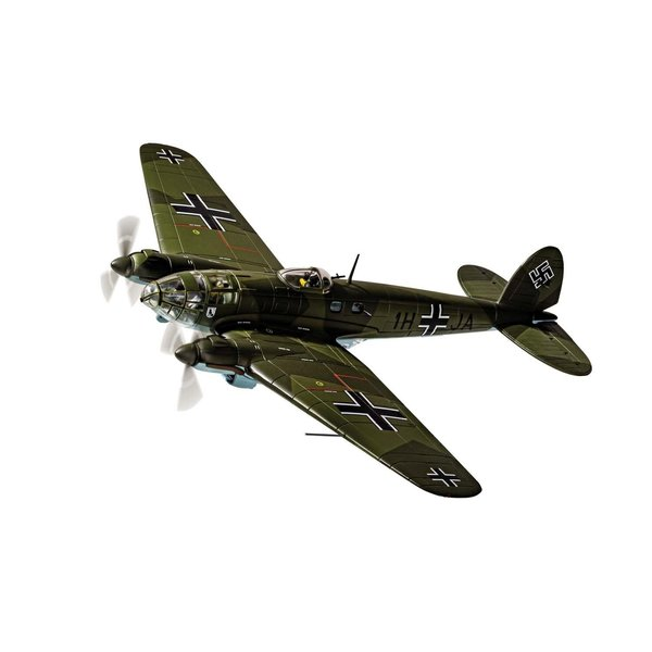 Corgi Heinkel He111H2 Stab./KG26 1H+JA October 1939 1:72