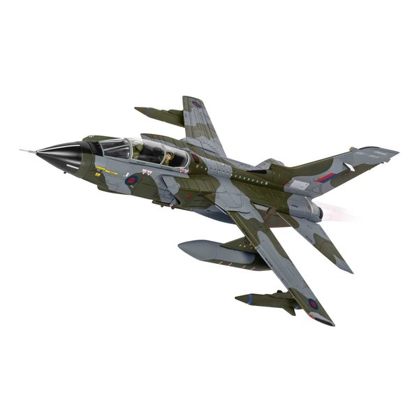 Corgi Tornado GR4 ZG752 Retirement camo Marham 1:72