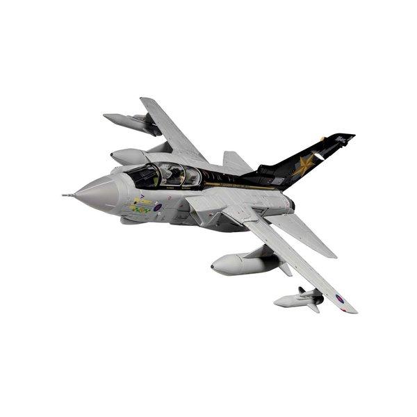 Corgi Tornado GR4 31 Sqn.Goldstars Retirement 1:72