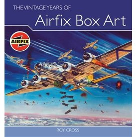 Crowood Aviation Books Vintage Years of Airfix Box Art hardcover