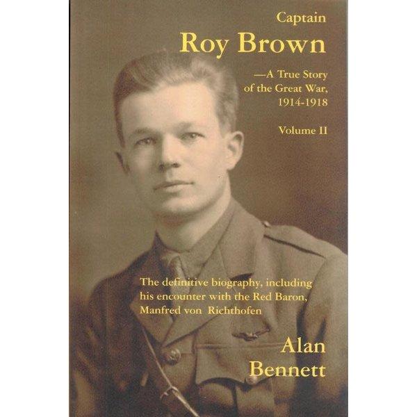 Captain Roy Brown: True Story: Vol.2 SC ++SALE++