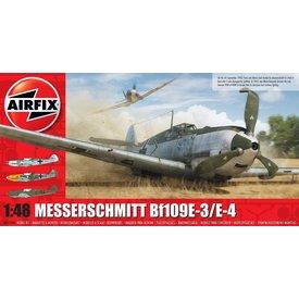 Airfix BF109E1/E3/E4 1:48 SCALE KIT