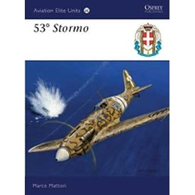 Osprey Publications 53o Stormo: Aviation Elite Units #38 SC ++SALE++ *NSI*