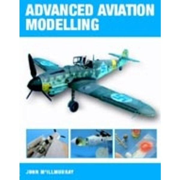 Crowood Aviation Books Advanced Aviation Modelling softcover