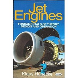 Crowood Aviation Books Jet Engines: Fundamentals of Theory HC