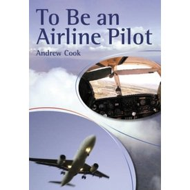 Crowood Aviation Books To Be an Airline Pilot (UK) hardcover