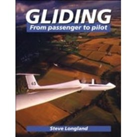 Crowood Aviation Books Gliding: From Passenger To Pilot 1st edition SC**o/p**++SALE++
