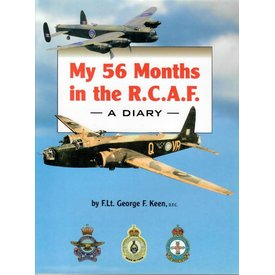 My 56 Months in the RCAF: A Diary SC ++SALE++