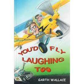 You'd Fly Laughing Too Wallace (Humour) SC ++SALE++**o/p**