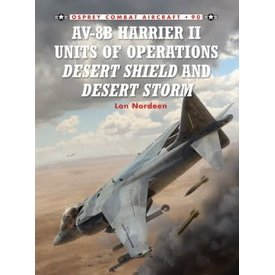 Osprey Publications AV8B Harrier II Units of Ops Desert Storm: OCA #90 ++SALE++