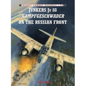 Osprey Publications Junkers JU88 Kampfgeschwader Russian Front: OCA#79 SC ++SALE++