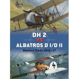 Osprey Publications DH2 VS Albatros D1/DII: Western Front 1916: Duel #42 ++SALE++