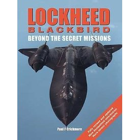 Osprey Publications Lockheed Blackbird: Beyond the Secret Missions HC ++SALE++