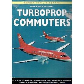 Osprey Publications Turboprop Commuters: OCA SC**O/P** ++SALE++