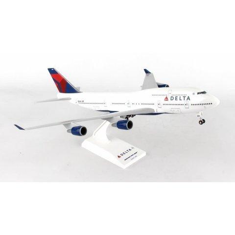 B747-400 Delta 2007 livery N661US 1:200