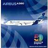 A380-800 Airbus 50 Years Pioneer F-WWOW 1:400