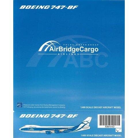 B747-8F Air Bridge Cargo VQ-BGZ 1:400