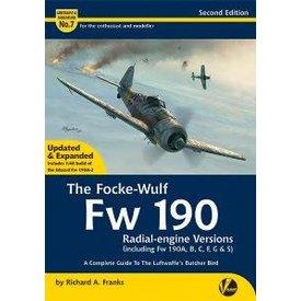 Valiant Wings Modelling Focke Wulf FW190: Radial Engine Versions: A&M#7 SC