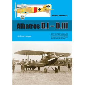 Warpaint Albatros DI-DIII: Warpaint #122 softcover