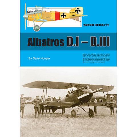 Albatros DI-DIII: Warpaint #122 softcover