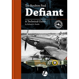 Valiant Wings Modelling Boulton Paul Defiant: Technical Guide: AD#5 softcover