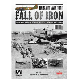 Warpaint Fall of Iron: Warpaint Aviation #1 softcover