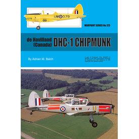 Warpaint DeHavilland Canada DHC1 Chipmunk: WarPaint #123 SC