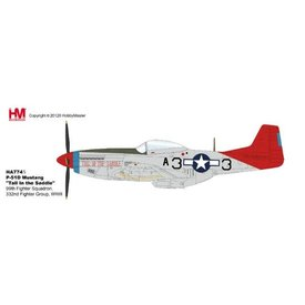 Hobby Master P51D Mustang 99FS 332FG Tail in the Saddle A3-3 1:48