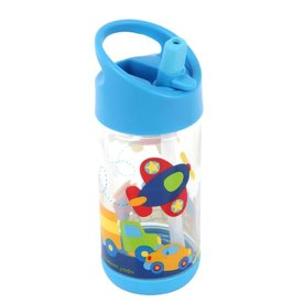 Kid's Travel Cup Flip-Top blue