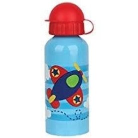 Kid's Water Bottle Stainless Steel blue/red