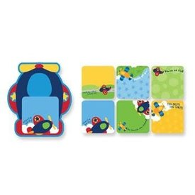 Kids Sweet Note with Magnetic Back