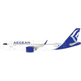 InFlight Airbus A320neo Aegean Airlines SX-NEO 1:200