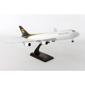 SkyMarks B747-400F UPS United Parcel 2016 c/s 1:200 with gear