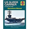 US Super Carrier: Operations Manual Hardcover
