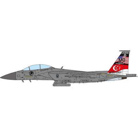 F15SG Strike Eagle 428FS Buccaneers RSAF Singapore 1:72