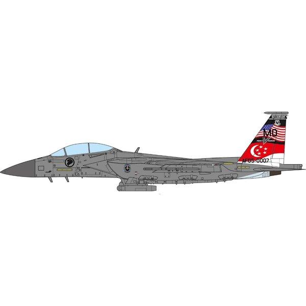 JC Wings F15SG Strike Eagle 428FS Buccaneers RSAF Singapore 1:72