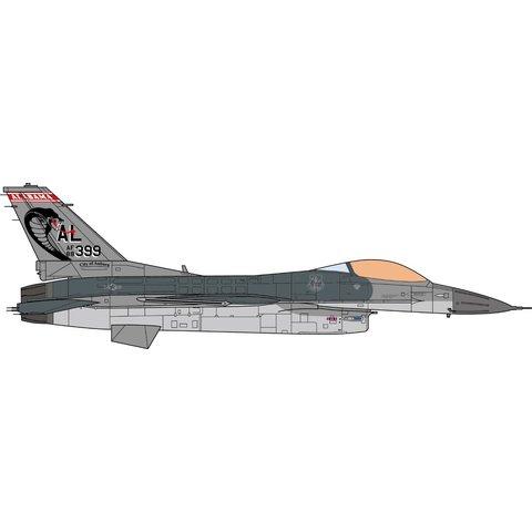 F16C Fighting Falcon 160FS 187FW ALANG USAF 1:72