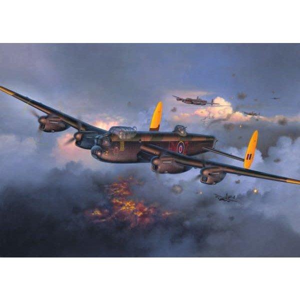 Revell Germany Lancaster MkI/III 1:72 CLASSIC KIT !!!