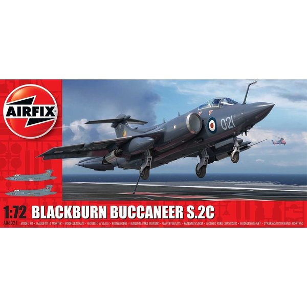 Airfix Blackburn Buccaneer S.2c Royal Navy 1:72
