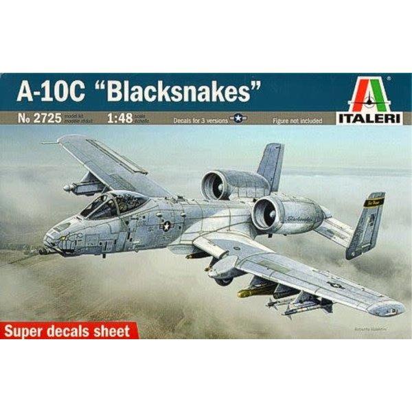 "Italeri A10C Thunderbolt ""Blacksnakes"" 1:48"