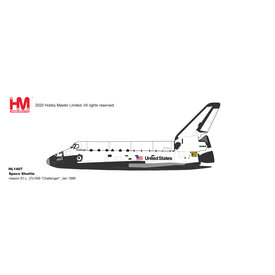 Hobby Master Space Shuttle Challenger NASA OV-099 January 1986 1:200