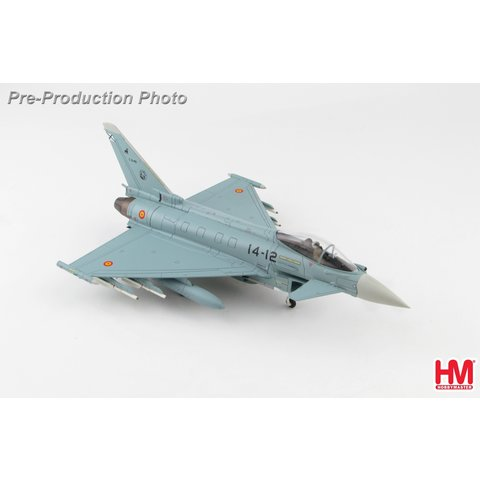 Eurofighter EF2000 Typhoon Spanish AF 14-12 C.16-48 1:72